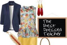 Teaching Fashion / Elementary teacher fashion on a budget!  Find outfit ideas for fall, spring, summer and winter.
