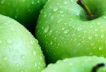 Green Inspiration Moodboard