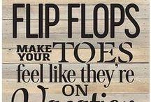 flip-flop universe