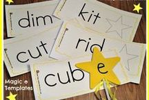 Teaching CVCe Words / Teaching CVCe words, cvce activities, cvce word lists, cvce worksheets, literacy centers, and cvce printables and free printables! Teaching silent e | magic e activities | kindergarten reading | teaching first grade reading | struggling reader activities | phonics printables | reading printables | early reading worksheets | silent e anchor chart | teaching reading curriculum | teaching reading to struggling readers | teaching silent e Kindergarten