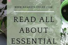 NamastayOiled✌ / Essential Oils. Chemical Free Living. Yoga.
