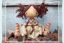 Dolls / by Joy George
