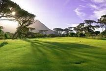 Top 10 Golfbanen Kaapstad Zuid-Afrika
