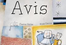 Avis en LIJ / Recull de llibres infantils i juvenils que tracten sobre avis i àvies, vellesa...