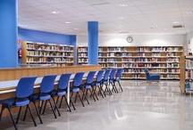 Som BiblioCambrils / La nostra biblioteca i el personal al teu servei