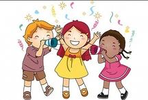 Kleuters en feest / Party preschool / Fête maternelle / Kleuters en feest / Party preschool / Fête maternelle