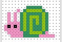 Kralenplankje kleuters  / Beads patterns preschool / Kralenplankje kleuters  / Beads patterns preschool
