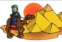 Thema Egypte kleuters / Theme Egypte preschool / Égypte thème maternelle / Thema Egypte kleuters / Theme Egypte preschool  / Égypte thème maternelle, bricolage