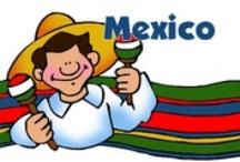Thema Mexico kleuters / Mexico theme preschool / Mexique thème maternelle / Thema Mexico kleuters lessen en knutsels / Mexico theme preschool lessons and crafts / Mexique thème maternelle, bricolage
