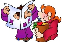 Thema krant kleuters / Daily newspaper theme preschool / Thema krant kleuters lessen en werkjes / Daily newspaper theme preschool lessons and crafts