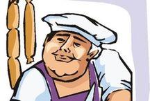 Thema slager kleuter / Butcher theme preschool / Thema slager kleuter, lessen en knutsels / Butcher theme preschool, lessons and crafts