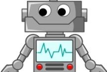 Thema robot kleuters / Robot theme preschool / Thema robot kleuters, lessen en knutselen / Robot theme preschool, lessons and crafts