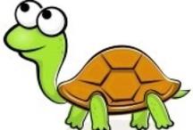 Thema schildpadden kleuters / Turtles theme preschool / Thema schildpadden kleuters, lessen en knutselen / Turtles theme preschool, lessons and crafts / by Juf Petra