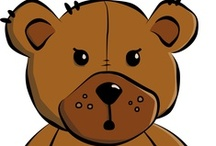 Thema beren kleuters / Bears theme preschool / Thema beren kleuters, lessen en knutselen / Bears theme preschool, lessons and crafts