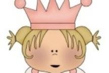 Thema prinsessen voor kleuters / Princess theme preschool / Thema princessen voor kleuters, lessen en knutselen / Princess theme preschool, lessons and crafts
