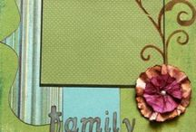 Scrapbooking layout ideas / Making memory books come to life