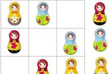 Thema Rusland voor kleuters / Russia theme preschool / Russie thème maternelle / Thema Rusland voor kleuters / Russia theme preschool / Russie thème maternelle