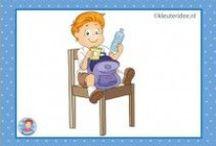 Dagritmekaarten voor kleuters / Daily schedule cards for preschool / Dagritmekaarten voor kleuters / Daily schedule cards for preschool