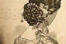Tissus / Novella romance historique fantastique
