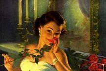 Make Up / Nouvelle fantastique se déroulant en 1950