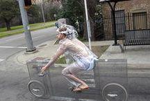 Funny Cycling Photos