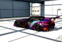 Car Livery Videos / Car Livery Videos for Sim Race SA League. Deltec Racing Designs. Deltec Racing Team. Liveries by Riaan van der Westhuizen.