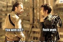 The Walking Dead / Waking obsession