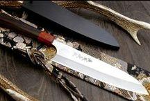 Japanese Yoshihiro knife