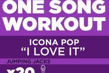 work out fun!