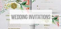 Wedding Invitations / We have collated some of the best wedding invites we can find. So for all the wedding invitation and stationary inspiration you need check out our wedding invitations board.    Wedding Invites   Save the Date   Thank You Cards   Wedding Stationary   Wedding Table Plans   Wedding Place Names. For our Free EPIC Wedding Planner sign up here: http://ow.ly/RSnX30b66go