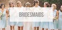 Bridesmaids / Bridesmaids are just awesome! Make sure you do yours proud by dressing those girls up in the most gorgeous bridesmaids dresses, with beautiful bridesmaids accessories and the best bridesmaids gifts. For our Free EPIC Wedding Planner sign up here: http://ow.ly/RSnX30b66go Bridesmaid Dresses   Bridesmaid Duties  Bridesmaids Make Up   Bridesmaids Hairstyles   Bridesmaids Shoes   Bridesmaids Jewellery   Bridesmaids Ideas   Bridesmaid Robes  Bridesmaids Gifts   Bridesmaid Gift Ideas  