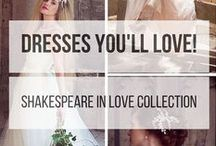 Chanticleer Brides Wedding Dresses / Beautiful Wedding Dresses by Chanticleer Brides