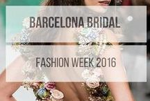 Barcelona Bridal Fashion Week 2016 / We have hand picked our favourite pictures from Barcelona Bridal Fashion Week 2016 #BBFW16