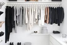 Walk ins / Closets