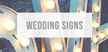 Wedding Signs / Wedding signs are just awesome!  Wedding Signs  Wooden Wedding Signs   Mr and Mrs Wedding Signs  Printable Wedding Signs  Chalkboard Wedding Signs  Outdoor Wedding Signs  Giant Letters  Welcome Wedding Signs  Instagram Wedding Signs