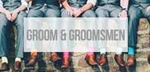 Grooms / Everything for the leading man in your life oh and his groomsmen For our Free EPIC Wedding Planner sign up here: http://ow.ly/RSnX30b66go Groom   Grooms Outfits   Advice for Grooms   Grooms Accessories   Wedding Suit   Groom Attire   Wedding Tie   Cravats   Buttonholes