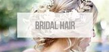 Bridal Hair / We have found the most beautiful bridal headpieces, bridal hairstyles, bridal hairpieces for you to enjoy. For our Free EPIC Wedding Planner sign up here: http://ow.ly/RSnX30b66go Brides Hairstyle   Bridal Hair   Hairpieces   Bridal Headbands   Bridal Hair Accessories   Bridal Hair Updo  Bridal Hair Undo