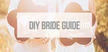 DIY Bride Guide / We think Brides who DIY are fantastic! Here's some inspiration to get you started. For our Free EPIC Wedding Planner sign up here: http://ow.ly/RSnX30b66go DIY Bride   DIY Wedding Ideas   Bride DIY   DIY Invitations   DIY Centrepieces   DIY Decorations