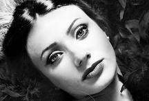 Black and white photographs / Black & White Photography by Giorgia Di Giorgio  (concept make up - Photo/Edit)