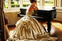 ATTIRE: Evening Gowns / by Jinann Cobia
