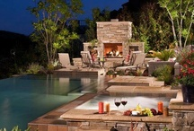 Kitchen, Bathroom, livingroom, hot tubes and outdoor living / by Jacqueline Negron