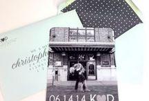 Graphic Nature L O V E (Wedding Stationery Portfolio) / - 100% custom wedding Invitations & save the dates we've designed and printed -