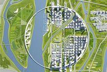 urban design   landscape design
