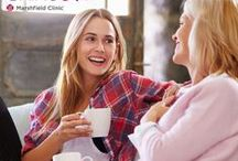 Women's Health / Healthy women are powerful. Healthy women are beautiful. Healthy women are amazing!  Here you will find health topics specifically for women's issues that matter to you.