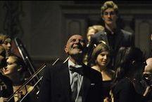 """ORCHESTRA DEL CONSERVATORIO """"A. BOITO"""" - MATTEO PAGLIARI - ROBERTO CAPPELLO / Festival Verdi 2013"""