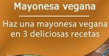 Recetas Veganas / Recetas veganas de todo tipo para seguir disfrutando de los buenos sabores y cuidar nuestra salud.