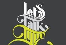 Typography / Typography we love