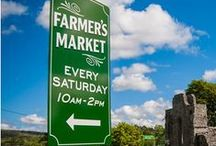 Boyle Origin Farmers Market / Held in the Grounds of King House, Main Street, Boyle, Co. Roscommon, Ireland every Saturday from 10am - 2pm