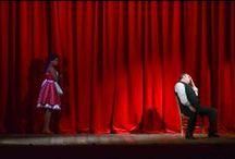 PAGLIACCI - GIANNI SCHICCHI  - Le Prove / Stagione Lirica 2014 http://www.teatroregioparma.it/events/2013-2014/2013-2014-pagliacci-gianni-schicchi