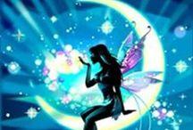 Fairys - Hadas / by Angela Yareli